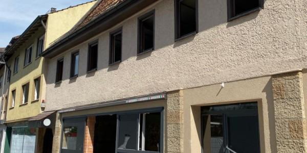Abbruch Wohn & Geschäftshaus Nagold